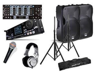 Hire a Digital Disco Package in Kent
